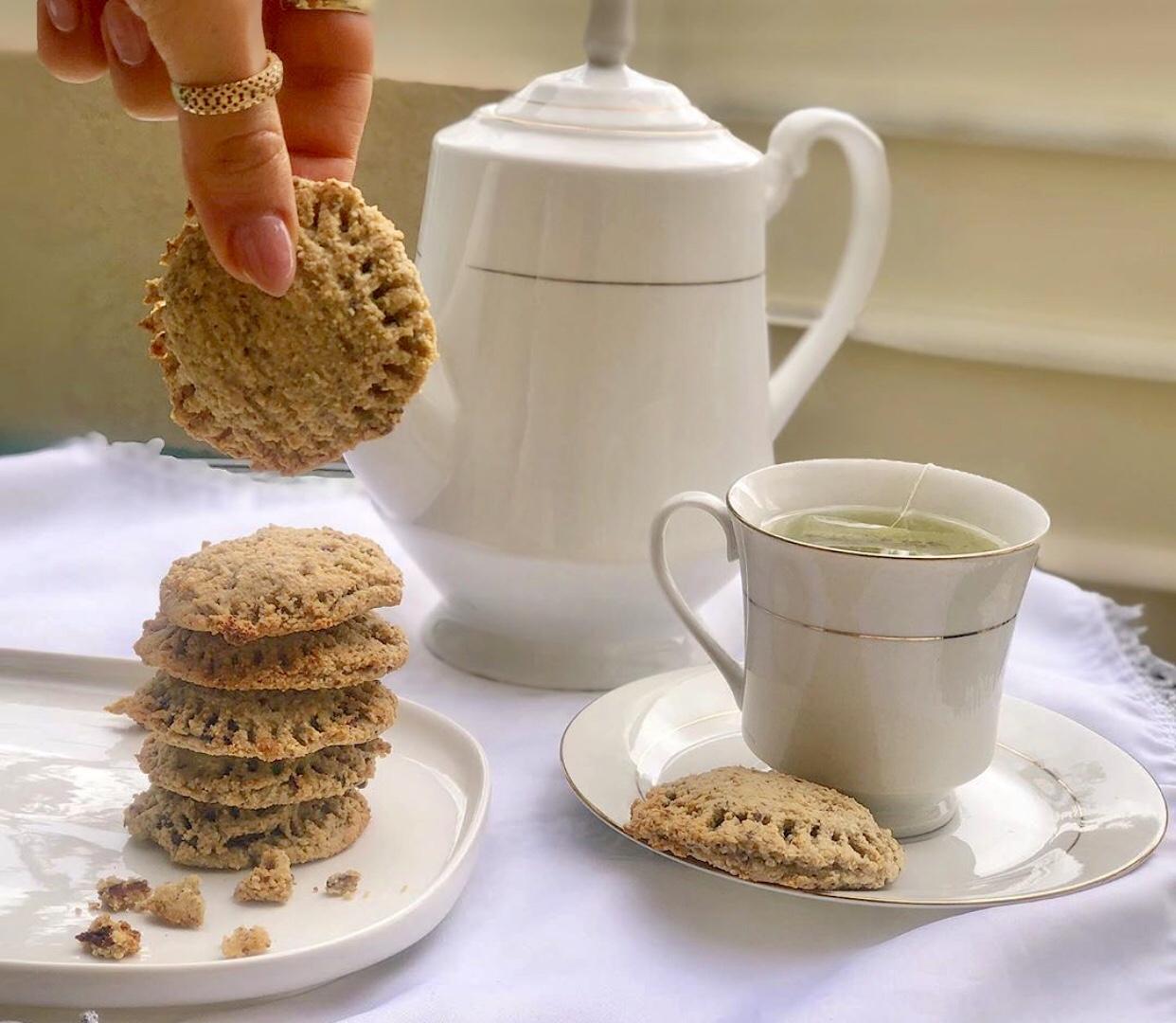 עוגיות מעמולים בגרסתן הבריאה!