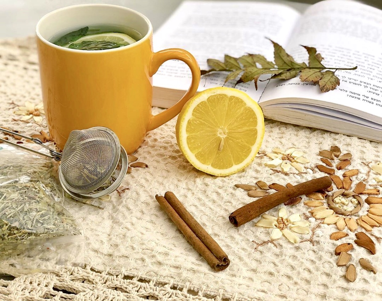 תה, קפה ומה שביניהם..